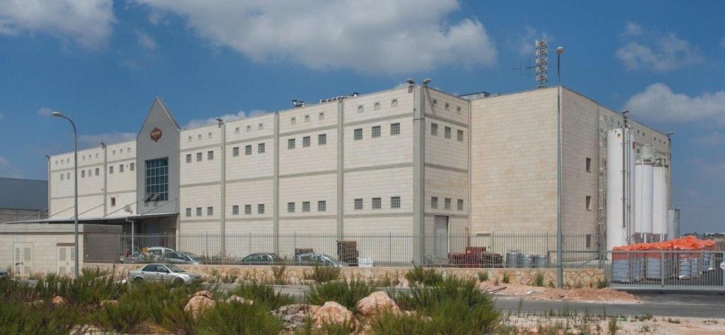 מפעל אחוה החדש באריאל