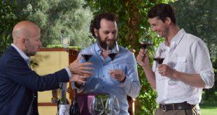 מת'יו ריס ומת'יו גוד בתוכנית: The Wine Show